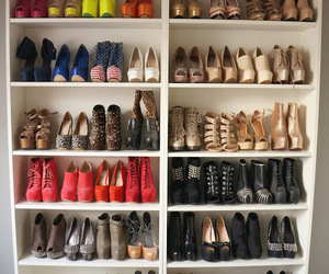 clothes, fashion, and shoe collection image