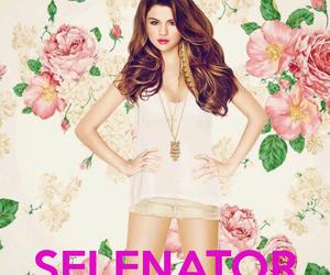 beautiful, selena gomez, and selenator image