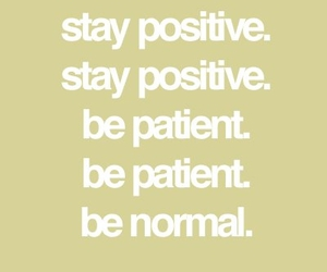 patient, poster, and positive image