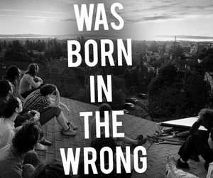 generation, wrong, and born image