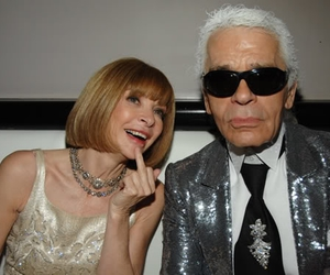 Anna Wintour, chanel, and fuck you image