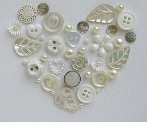 heart and buttons image