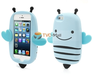 cute iphone case, iphone 5 case, and cartoon iphone case image