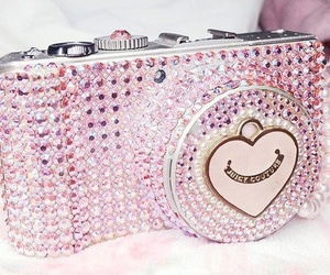camera, beautiful, and pink image