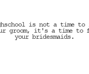 friends, quote, and high school image