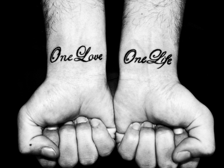 One Love One Life Via Tumblr On We Heart It