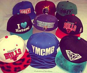 swag, cap, and obey image