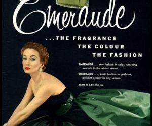 vintage perfume and vintage perfume ads image