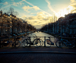 amsterdam, photography, and travel image