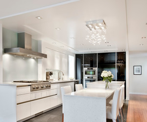 kitchen and luxury image