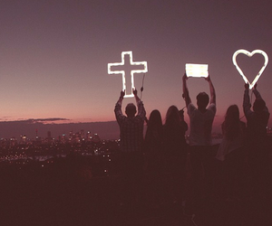 Christianity, cross, and freedom image