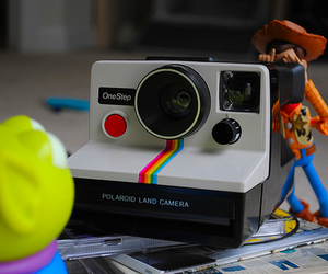 toy story, camera, and photography image