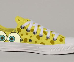 spongebob, bob esponja, and shoes image