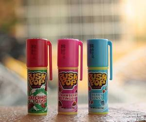 candy and push pop image
