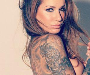 ombro, tatto, and caveira mexicana image