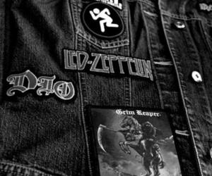 led zeppelin, metallica, and slayer image