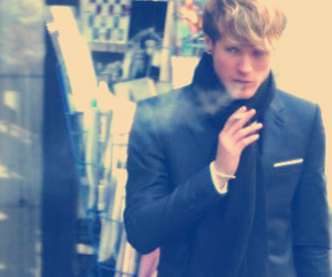 cigarette, dougie poynter, and McFly image