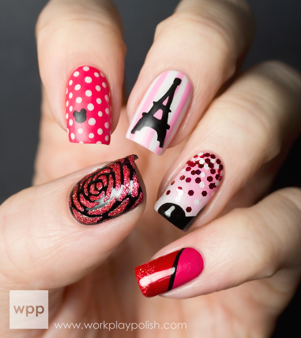 Nail Art 3 Shared By Beverly Coronel On We Heart It