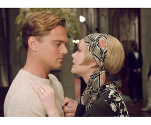 leonardo dicaprio, the great gatsby, and Carey Mulligan image