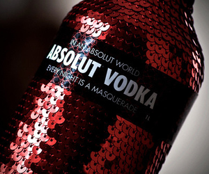vodka, absolut, and alcohol image