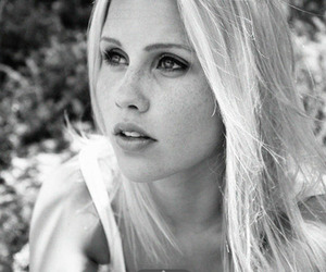 black and white, the vampire diaries, and claire holt image
