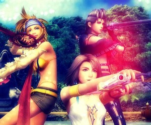 final fantasy, Paine, and final fantasy x-2 image