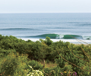 summer, surfing, and surf image