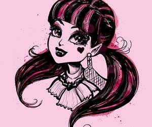 monster high and draculaura image