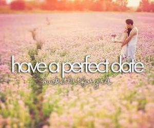 date, wish, and perfect image