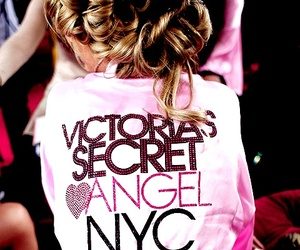 angels, fashion show, and victorias secret image