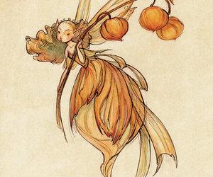 fairy and orange image