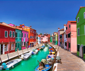 italy, colorful, and house image