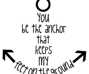 anchor and quotes image