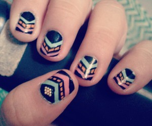 nails, fashion, and vernis image