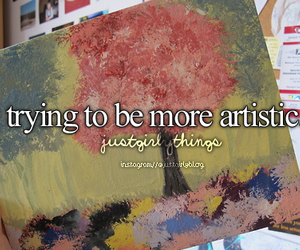 quote, just girly things, and love image