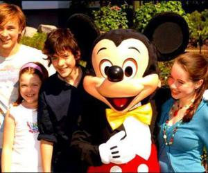william moseley, anna popplewell, and georgie henley image