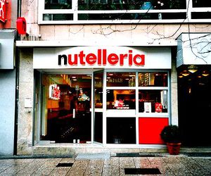 cafe, nutella, and photography image