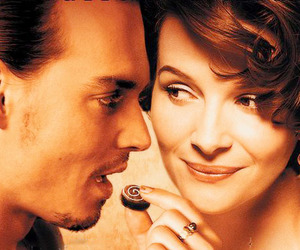 chocolate and johnny depp image