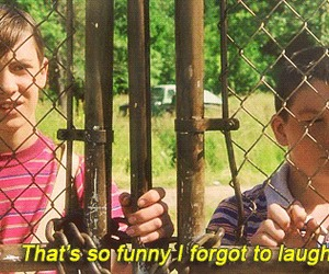 funny, stand by me, and text image