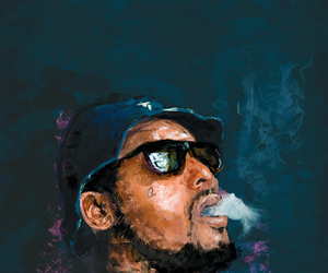 dope, school boy q, and hip hop image