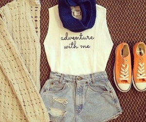 hipster, outfit, and cute image