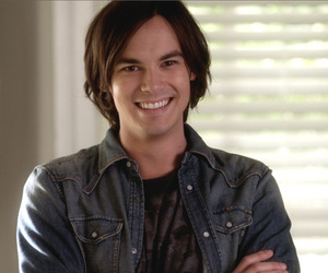 pll, pretty little liars, and caleb image