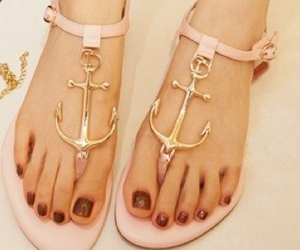 anchor, shoes, and sandals image