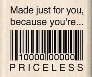 priceless and love image