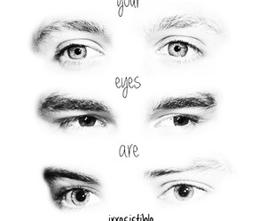 one direction, eyes, and 1d image