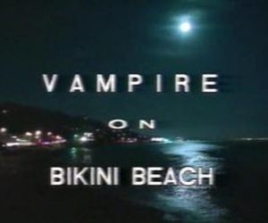 bikini, campy, and cool image
