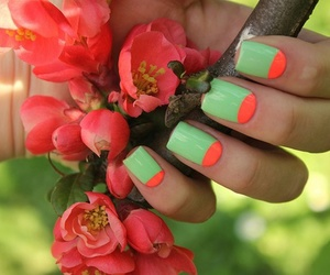 colours, nail art, and cute image