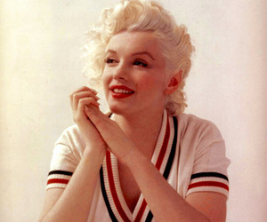 blonde, Marilyn Monroe, and classic image