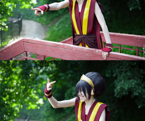 cosplay, avatar, and toph image