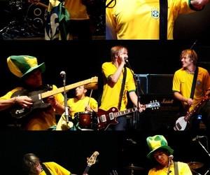 McFly, brasil, and brazil image